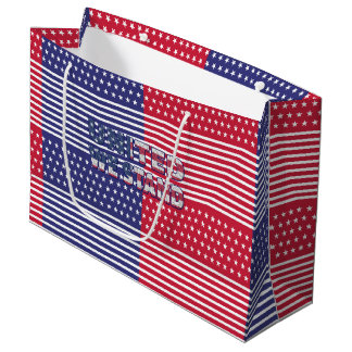 USA LARGE GIFT BAG