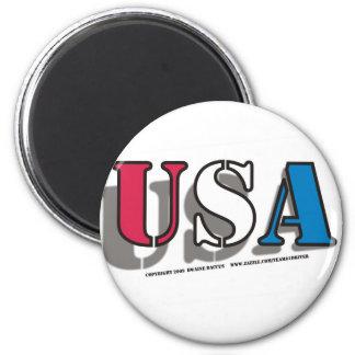 USA MAGNET