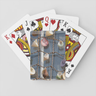 USA, Massachusetts, Martha's Vineyard, Aquinnah Playing Cards