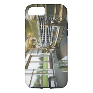 USA, Michigan, Auburn Hills: Walter P. Crysler iPhone 7 Case