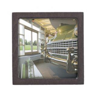 USA, Michigan, Auburn Hills: Walter P. Crysler Premium Keepsake Box