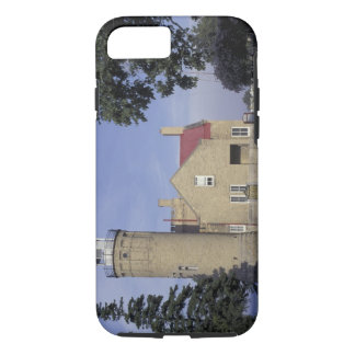 USA, Michigan Old Mackinac Point Lighthouse iPhone 7 Case