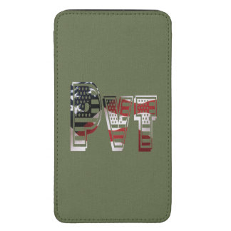 USA Military Green American Pvt Private Galaxy S5 Pouch