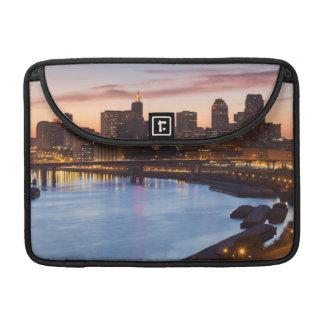 USA, Minnesota, Minneapolis, St. Paul 2 Sleeves For MacBooks