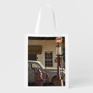 USA, Mississippi, Jackson, Mississippi Grocery Bag