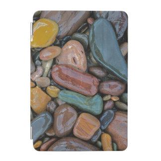 USA, Montana, Clark Fork River, Stones iPad Mini Cover