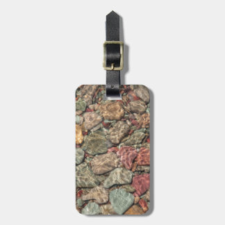 USA, Montana, Glacier National Park 3 Luggage Tag