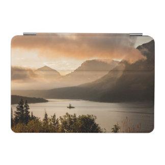 USA, Montana, Glacier National Park. Sunrise iPad Mini Cover