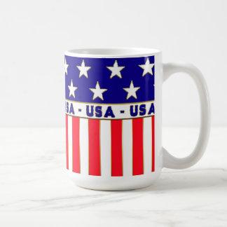 USA MUG - FLAG