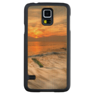 USA, New Jersey, Cape May. Scenic On Cape May 4 Maple Galaxy S5 Slim Case