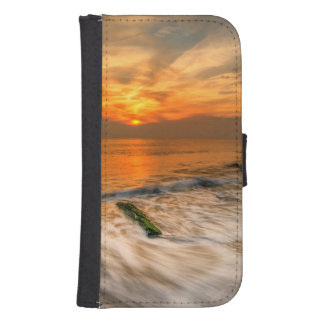 USA, New Jersey, Cape May. Scenic On Cape May 4 Phone Wallet