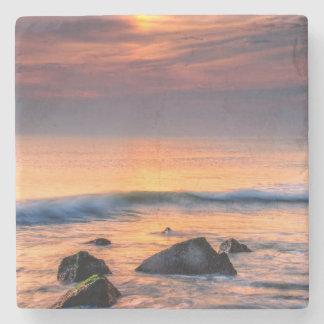USA, New Jersey, Cape May Stone Coaster