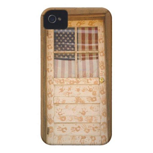 USA, New Mexico, Taos: Taos Indian Pueblo Case-Mate Blackberry Case