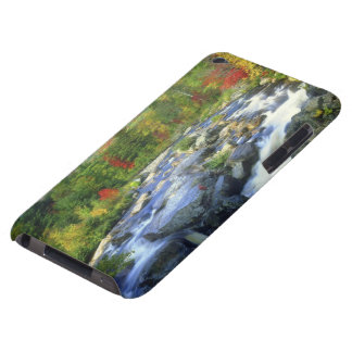 USA, New York. A waterfall in the Adirondack iPod Case-Mate Cases
