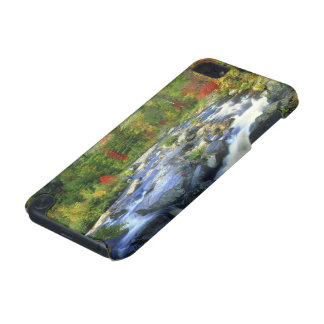 USA, New York. A waterfall in the Adirondack iPod Touch 5G Cover