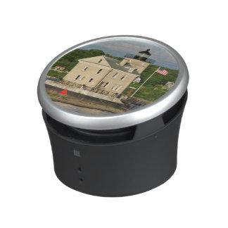 USA, New York, Kingston, Hudson River. Rondout Bluetooth Speaker