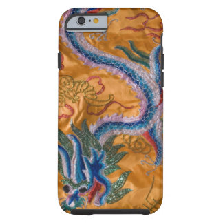 USA, New York, New York City, embroidered Tough iPhone 6 Case