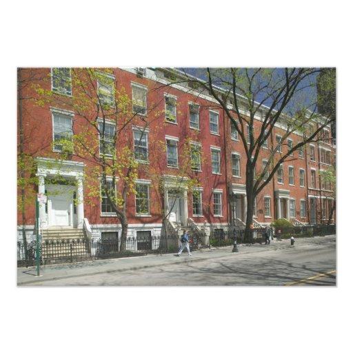 USA, New York, New York City, Manhattan: 25 Photographic Print