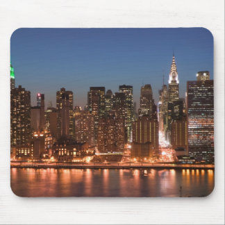 USA, New York, New York City, Manhattan: Aerial Mouse Pad