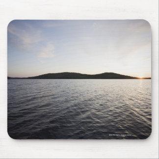 USA, New York State, Adirondack Mountains, Lake 5 Mouse Pad