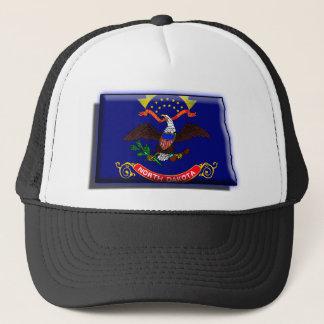 USA: North Dakota Trucker Hat