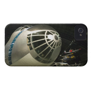 USA, Ohio, Dayton: US Air Force Museum and iPhone 4 Case