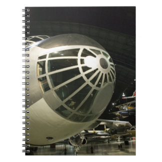 USA, Ohio, Dayton: US Air Force Museum and Note Books