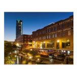USA, Oklahoma, Oklahoma City, Bricktown Postcard