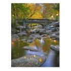 USA, Oregon, Ashland, Lithia Park. Autumn Postcard