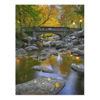 USA, Oregon, Ashland, Lithia Park. Autumn Postcard