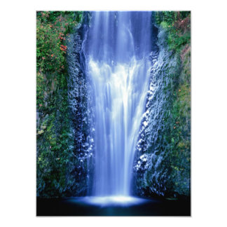 USA, Oregon, Columbia River Gorge National 2 Photo Print