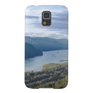 USA, Oregon, Columbia River Gorge, Vista House Galaxy S5 Cover