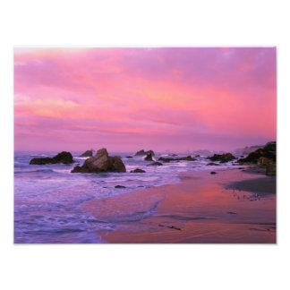 USA, Oregon, Harris State Beach, Brookings. Photograph