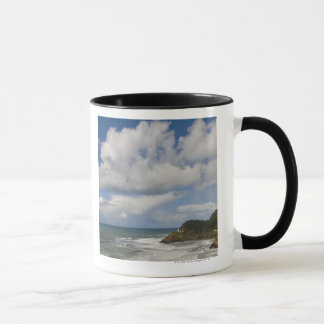 USA, Oregon, Heceta Head Lighthouse Mug