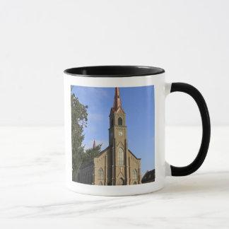 USA, Oregon, Mt. Angel, St. Mary's Mug