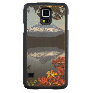 USA, Oregon, Mt. Hood National Forest. Maple Galaxy S5 Slim Case