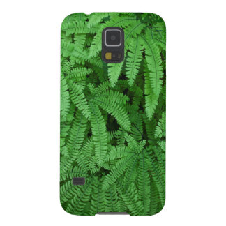 USA, Oregon, Silverton. Maidenhair Ferns Galaxy S5 Cover