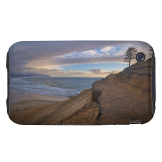 USA, Oregon, Tillamook County, Cape Kiwanda and Tough iPhone 3 Covers