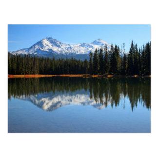 USA, Oregon, Willamette National Forest 2 Postcard
