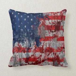 USA Paint Pillow