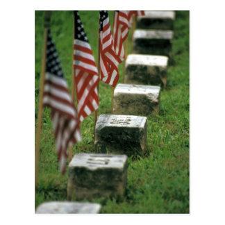 USA, Pennsylvania, Gettysburg. Civil war Postcard