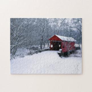 USA, Pennsylvania, Mariana County Jigsaw Puzzle
