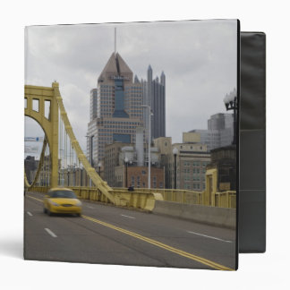 USA, Pennsylvania, Pittsburgh. The 6th Street Vinyl Binder