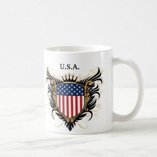 USA [personalize] Coffee Mug