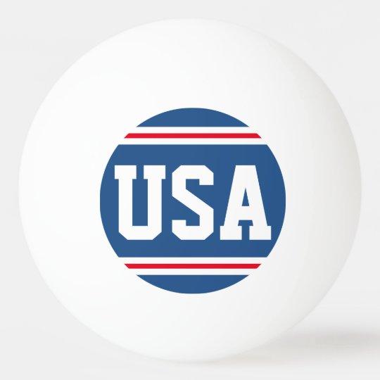 USA Ping Pong Ball