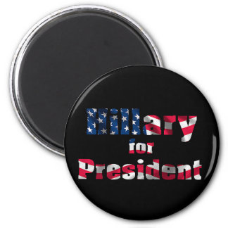 USA Presidential Election 2016  Round-Magnet Magnet
