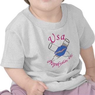 Usa Prophylactic T Shirt
