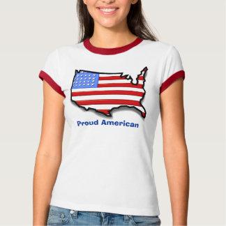 USA, Proud American T-Shirt