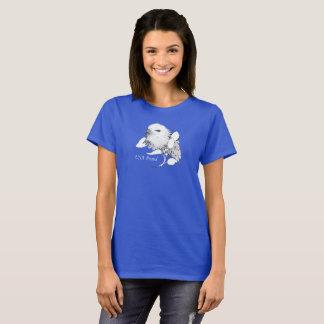 USA Proud. Bald Eagle 2 T-Shirt