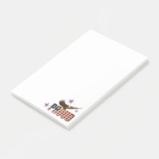 Usa Proud Post-it Notes